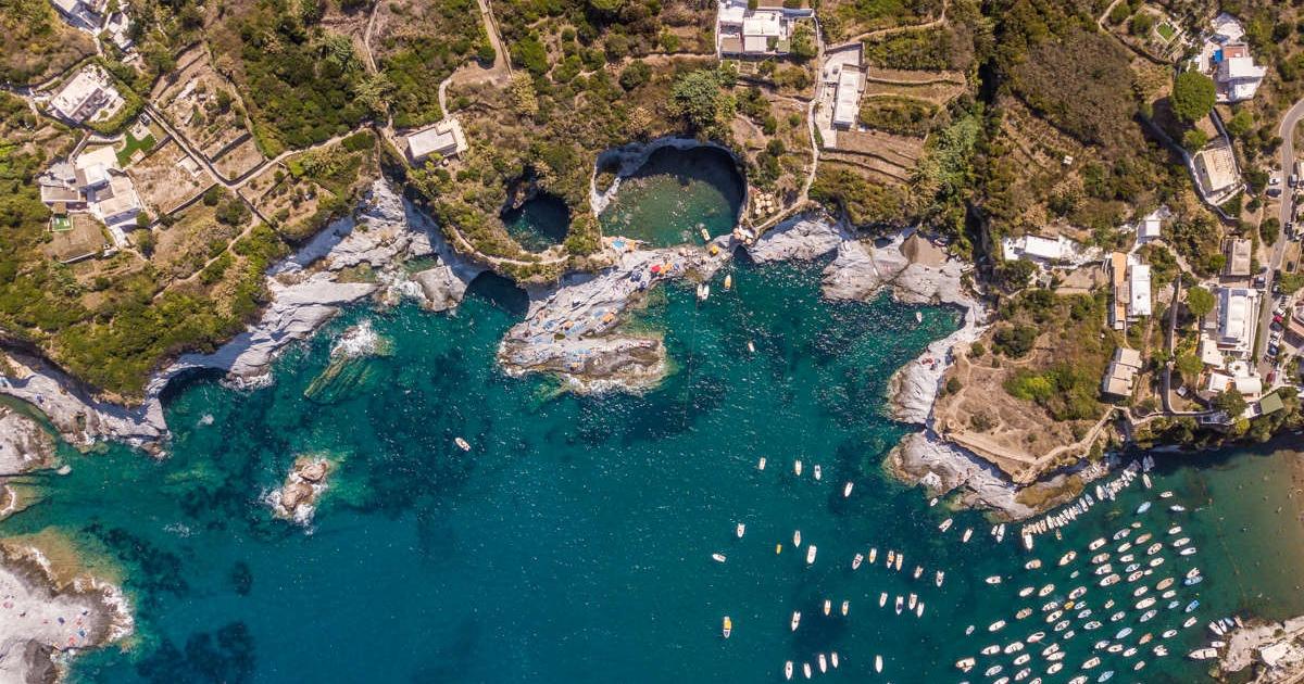 Piscine Naturali Isola di Ponza